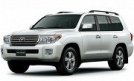 Обвесы на Toyota Land Cruser 200