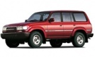 Обвесы на toyota Land Cruiser 80