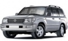 Обвесы на Toyota Land Cruiser 100